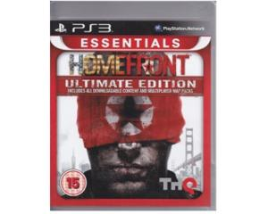Homefront (ultimate edition) (essentials)