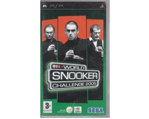 World Snooker Shallenge 2005