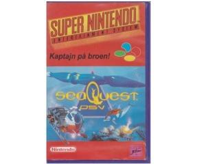 Sea Quest m. lejekasse
