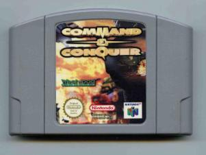 Command & Conquer (N64)