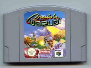 Cruis'n World (N64)
