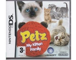 Petz : My Kitten Family