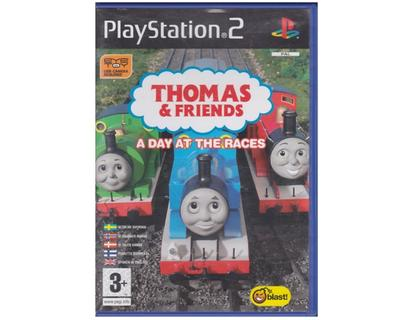 Thomas & Friends : A Day at the Races (dansk) u. manual (PS2)
