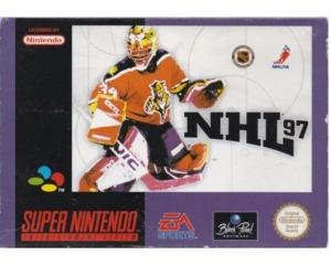 NHL 97 (eur) m. kasse og manual (SNES)
