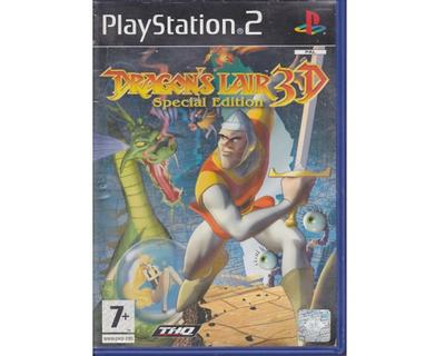 Dragon's Lair 3D : Special Edition u. manual (PS2)