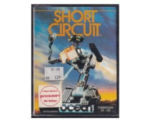 Short Circuit (bånd) m. kasse og manual