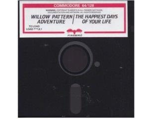 Willow Pattern Adventure / The Happiest Days of Your Life (disk) m. manual