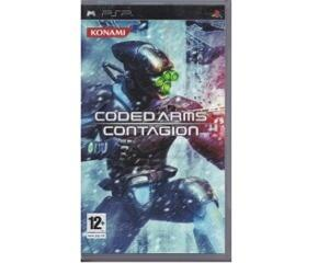 Coded Arms Contagion (PSP)