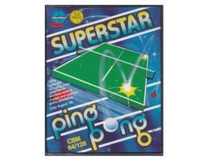 Super Star Ping Pong (bånd) (Commodore 64)