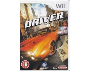 Driver : Parallel Lines (Wii)