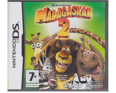 Madagaskar 2 u. manual (Nintendo DS)