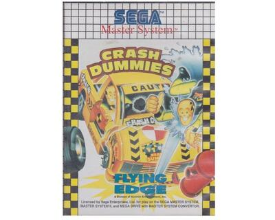 Crash Dummies m. kasse (SMS)