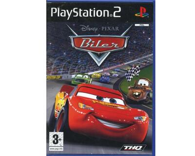 Biler u. manual (PS2)