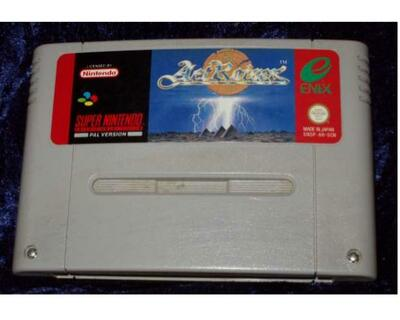 Act Raiser (tysk) (SNES)