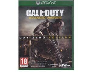 Call of Duty : Advanced Warfare : Day Zero Edition (Xbox One)