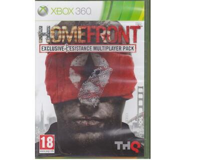 Homefront : Exclusive Resistance Multiplayer Pack (Xbox 360)