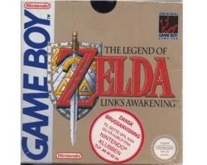 Zelda : Links Awakening (scn) m. kasse (GameBoy)