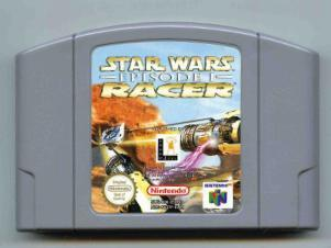 Star Wars Racer (N64)