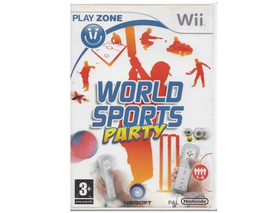 World Sports Party (forseglet) (Wii)