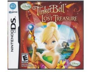TinkerBell and the Lost Treasure (Nintendo DS)