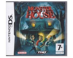 Monster House (Nintendo DS)