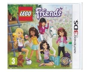 Lego : Friends u. manual (3DS)