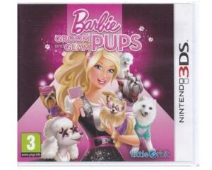 Barbie : Groom and Glam Pups (3DS)