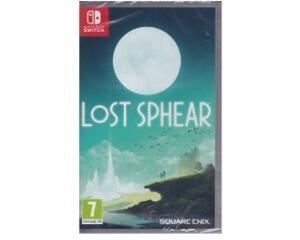 Lost Sphear (ny vare) (Switch)