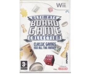 Ultimate Board Game Collection (Wii)
