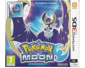 Pokemon Moon (fan edition) (forseglet) (3DS)