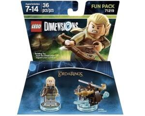 Lego Dimension Fun Pack 71219 (ubrugt)