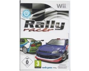 Rally Racer u. manual (Wii)