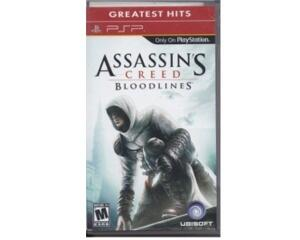 Assassin's Creed Bloodlines (greatest hits) (PSP)