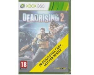 Dead Rising 2 (promotional copy) (forseglet) (Xbox 360)