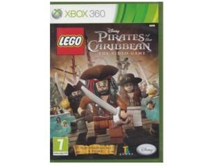 Lego : Pirates of the Caribbean : The Video Game (Xbox 360)