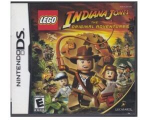 Lego Indiana Jones : The Original Adventure (engelsk) (Nintendo DS)