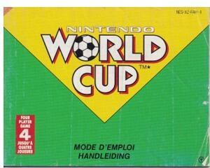 Nintendo World Cup (slidt) (FAH) (Nes manual)