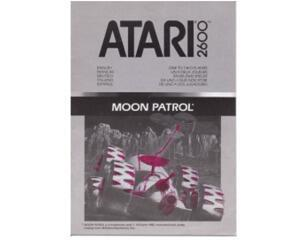 Moon Patrol (slidt) (Atari 2600 manual)