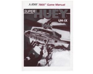 Super Huey (Atari 2600 manual)