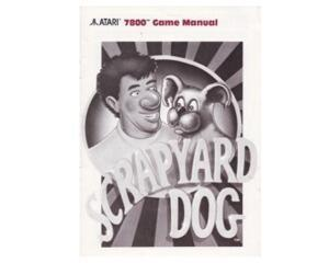 Scrapyard Dog (Atari 7800 manual)