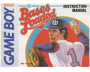 Bases Loaded (USA) (GameBoy manual)