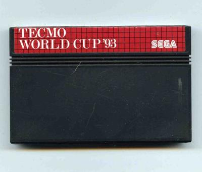 Tecmo World Cup '93 (SMS)