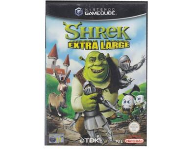 Shrek : Extra Large u. manual (GameCube)