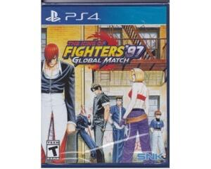 King of Fighters '97 : Global Match (limited run #204) (ny vare) (PS4)