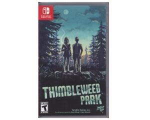 Thimbleweed Park (limited run #001) (US) (Switch)