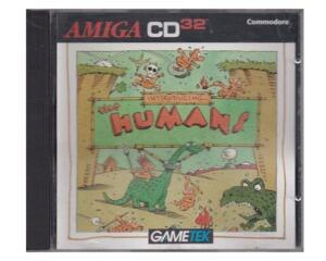 Humans, The (CD32) i CD kasse