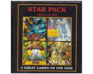 Star Pack (disk) (Commodore 64)