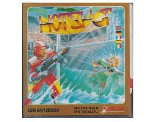 Hot Shot (disk) (Commodore 64)