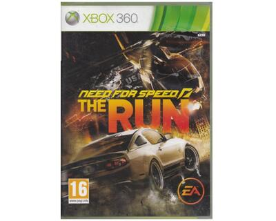 Need for Speed : The Run (forseglet) (Xbox 360)