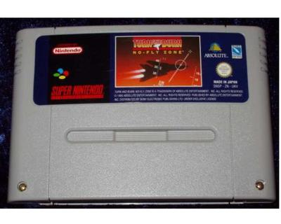 Turn and Burn (SNES)